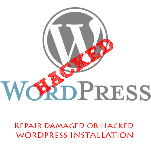 Repair Damaged WordPress Installation