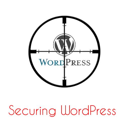 Securing WordPress Installation