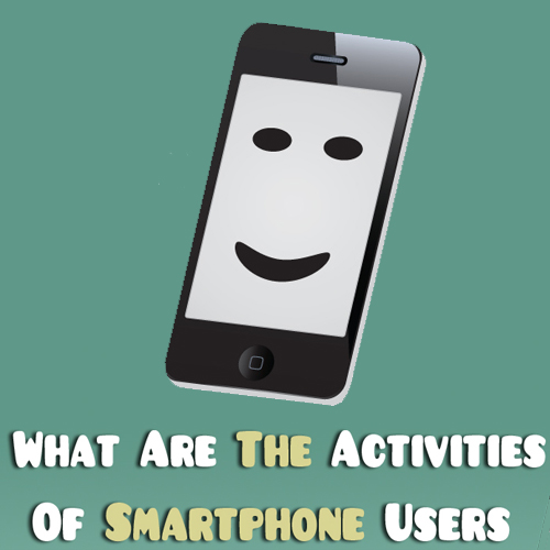 What are the activities of Smartphone Users?